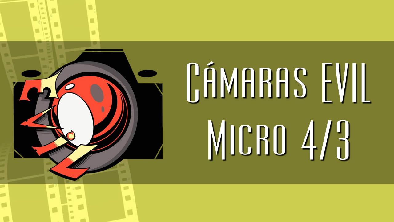 camaras evil con sensor micro 4/3