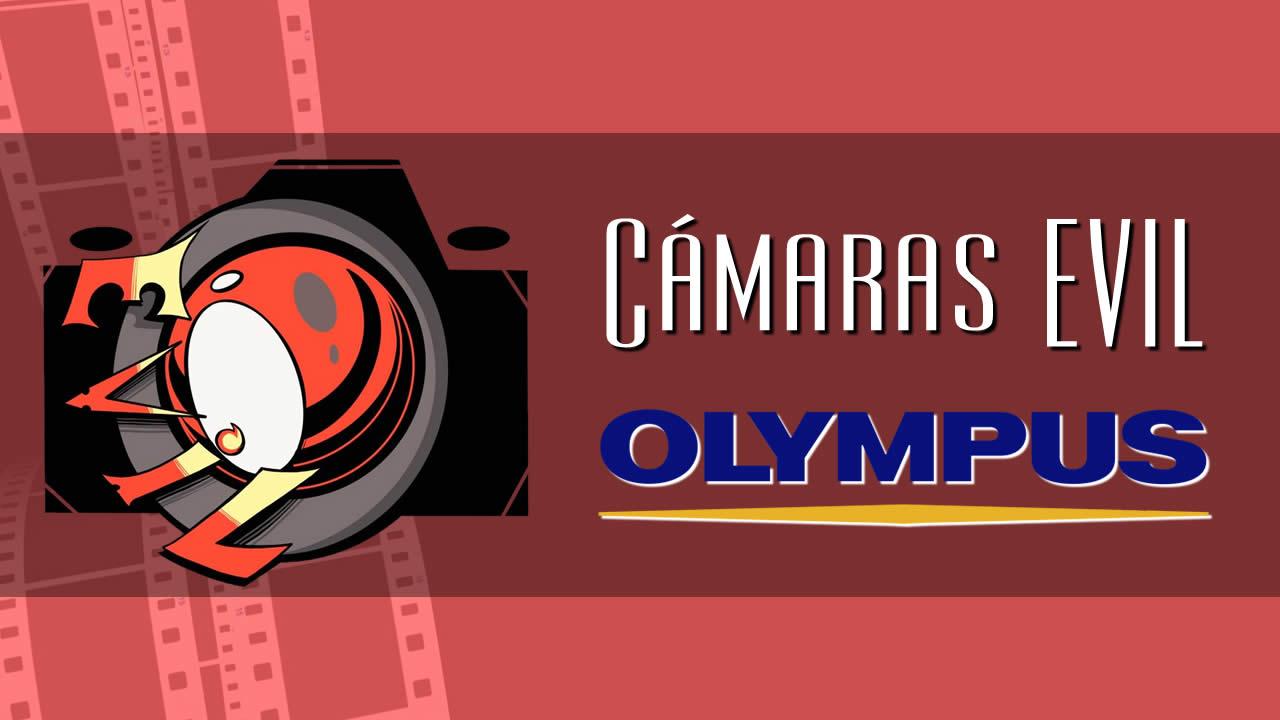 cámaras evil olympus