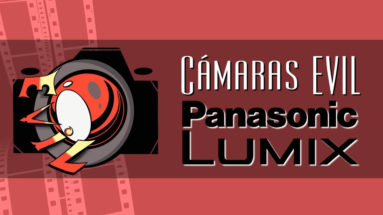 cámaras evil panasonic lumix